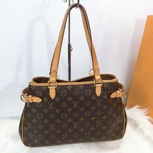 100%Authentic Louis Vuitton Batignolles Horizontal